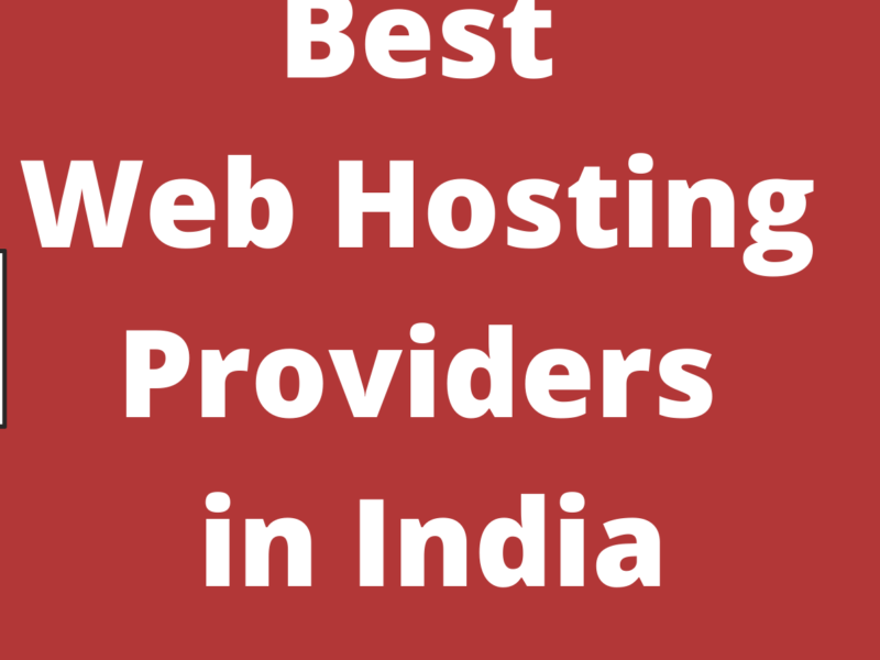 best web hosting service providers in India.