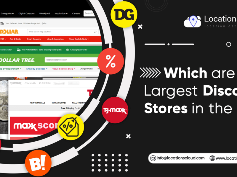 sa 1632981229 Which are the Largest Discount Stores in the US